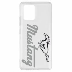 Чехол для Samsung S10 Lite Ford Mustang
