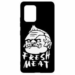 Чехол для Samsung S10 Lite Fresh Meat Pudge