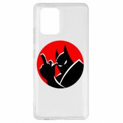Чохол для Samsung S10 Fuck Batman