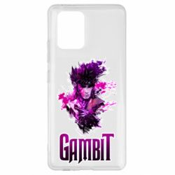 Чехол для Samsung S10 Lite Gambit and hero