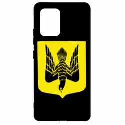 Чохол для Samsung S10 Герб України сокіл