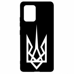 Чехол для Samsung S10 Lite Герб України загострений