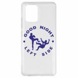 Чехол для Samsung S10 Lite Good Night