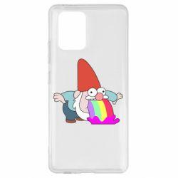Чохол для Samsung S10 Gravity Falls, dwarf and rainbow