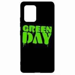 Чехол для Samsung S10 Lite Green Day