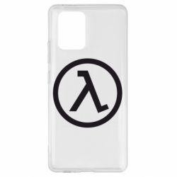 Чехол для Samsung S10 Lite Half Life Logo
