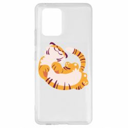 Чохол для Samsung S10 Happy tiger