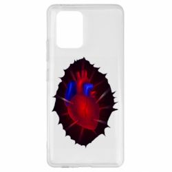 Чехол для Samsung S10 Lite Heart and blood vessels