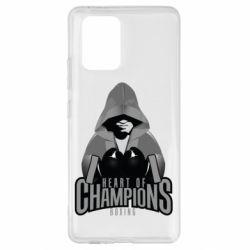 Чехол для Samsung S10 Lite Heart of Champions