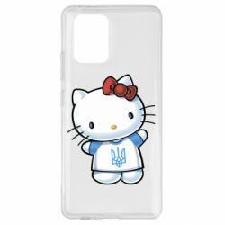 Чехол для Samsung S10 Lite Hello Kitty UA