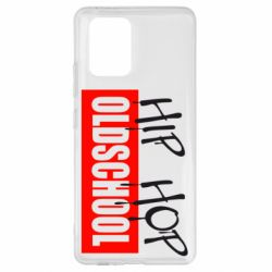 Чохол для Samsung S10 Hip Hop oldschool