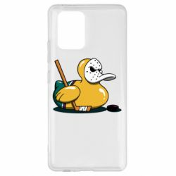Чохол для Samsung S10 Hockey duck