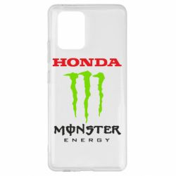Чехол для Samsung S10 Lite Honda Monster Energy