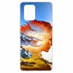 Чехол для Samsung S10 Lite Horizon Zero Dawn art