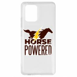 Чехол для Samsung S10 Lite Horse power