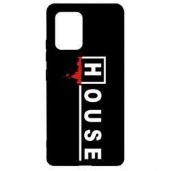 Чехол для Samsung S10 Lite House