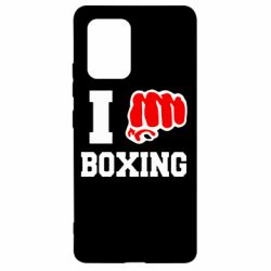 Чехол для Samsung S10 Lite I love boxing