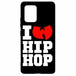 Чехол для Samsung S10 Lite I love Hip-hop Wu-Tang