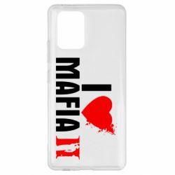 Чехол для Samsung S10 Lite I love Mafia 2