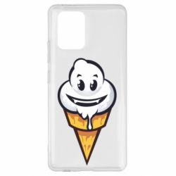 Чохол для Samsung S10 Ice cream graffiti