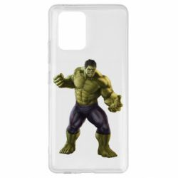 Чохол для Samsung S10 Incredible Hulk 2