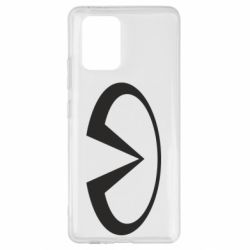 Чехол для Samsung S10 Lite Infiniti logo