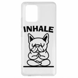 Чохол для Samsung S10 Inhale