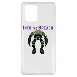 Чехол для Samsung S10 Lite Into the Breach roboi