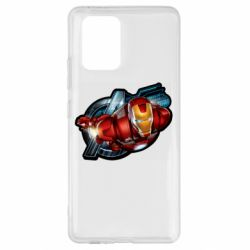 Чохол для Samsung S10 Iron Man and Avengers