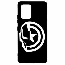 Чохол для Samsung S10 Iron Man and Captain America