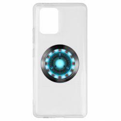 Чехол для Samsung S10 Lite Iron Man Device