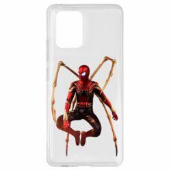 Чохол для Samsung S10 Iron man spider