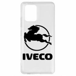 Чехол для Samsung S10 Lite IVECO