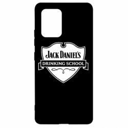 Чехол для Samsung S10 Lite Jack Daniel's Drinkin School