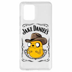 Чохол для Samsung S10 Jack Daniels Adventure Time