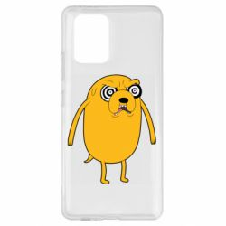 Чохол для Samsung S10 Jake from  Adventure Time