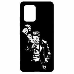 Чехол для Samsung S10 Lite Joker smokes and smiles