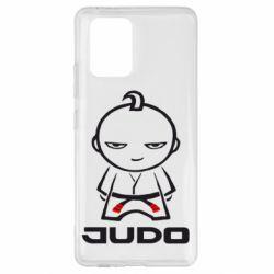 Чохол для Samsung S10 Judo Fighter