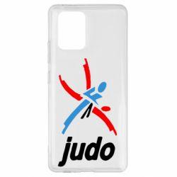 Чохол для Samsung S10 Judo Logo