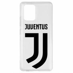 Чехол для Samsung S10 Lite Juventus Logo