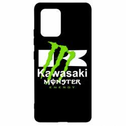 Чехол для Samsung S10 Lite Kawasaki Monster Energy