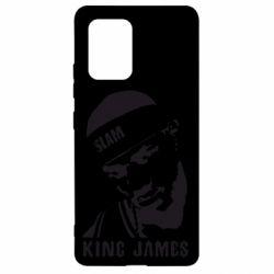 Чехол для Samsung S10 Lite King James