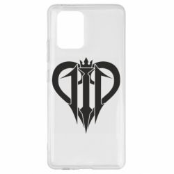 Чохол для Samsung S10 Kingdom Hearts logo