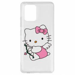 Чехол для Samsung S10 Lite Kitty амурчик