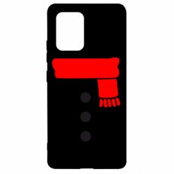 Чохол для Samsung S10 Костюм сніговика