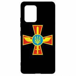 Чехол для Samsung S10 Lite Крест з мечем та гербом