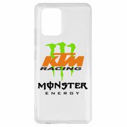 Чехол для Samsung S10 Lite KTM Monster Enegry