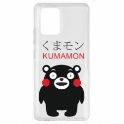Чохол для Samsung S10 Kumamon