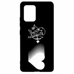 Чехол для Samsung S10 Lite Купидон