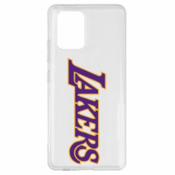 Чохол для Samsung S10 LA Lakers